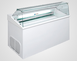 TOP 7 Scoop Ice Cream Display Freezer